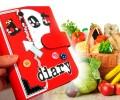 Como llevar un registro de comidas en un diario